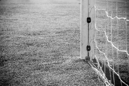 soccer field grass: close up of soccer field grass Stock Photo