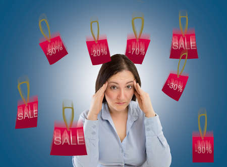 copyrighted: stressed woman with rain bargain prices.All screen content is designed by us and not copyrighted by others and created with wacom tablet and ps