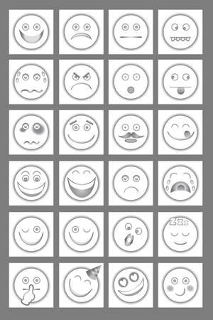 emote: Clean Emoticon Icons