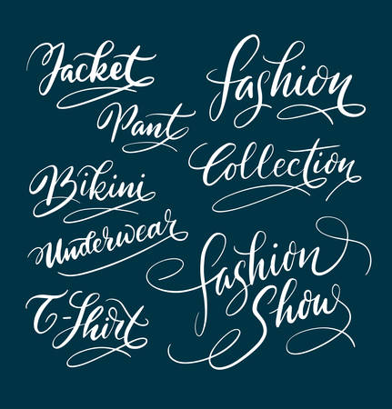 use by label: Fashion and bikini hand written typography. Good use for logotype, symbol, cover label, product, brand, poster title or any graphic design you want. Easy to use or change color