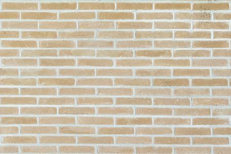 nieuwe bakstenen muur voor stedelijke bouw achtergrond