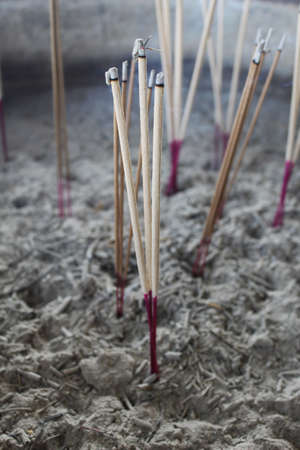 goodluck: incense on the ashes
