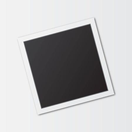 square photo frame
