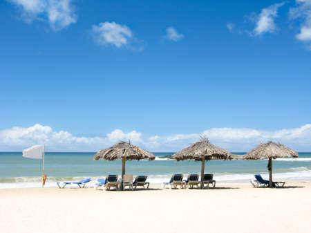 carribean: Wonderful beach in the carribean