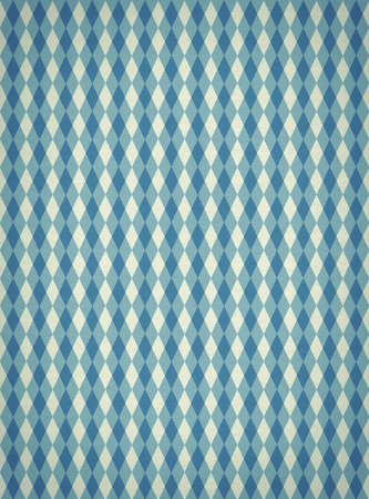 Seamless retro pattern  Paper textured background
