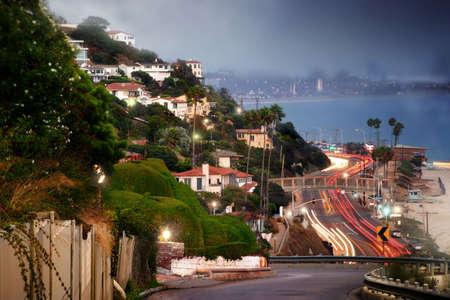 Photo of Pacific Coast in California, USA Stock Photo