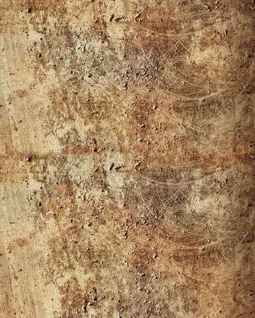 Closeup detail of scratched rough granite texture floor