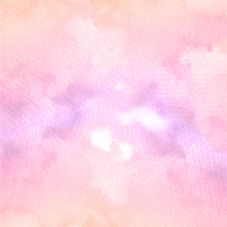 Hand painted soft pink and purple watercolor texture background. Usable for cards, invitations and more. Colorful aquarelle backdrop.