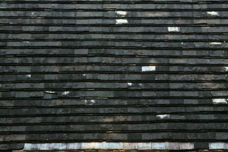 The old roof. photo