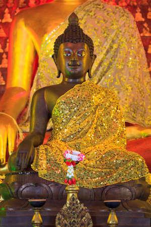 praye: Buddha  Stock Photo