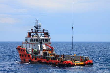 Bemanning en Supply Vessel offshore-of Supply Boat