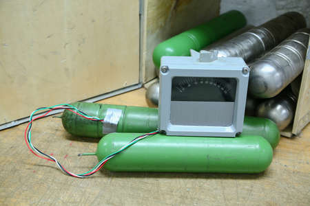 timebomb: time bomb, improvised explosive devices prepared for mission, bomb operation.