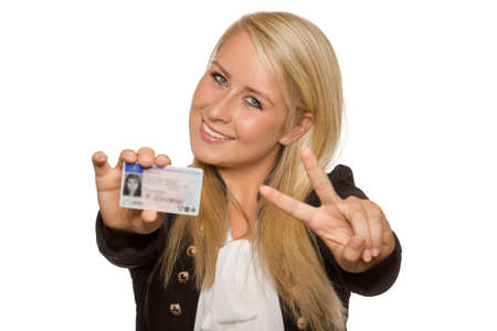 18 year old: 16 to 18 year old girl just received her driver license
