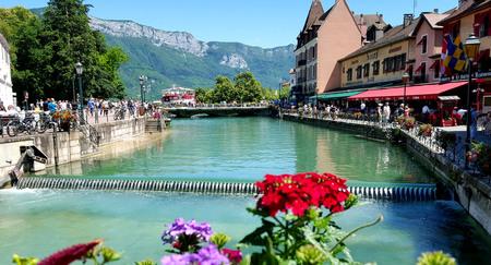Annecy scenery Sajtókép