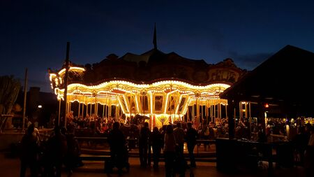 Manege carousell