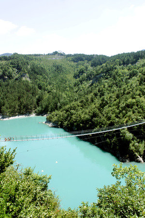 Himalayan Footbridge
