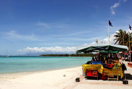 Ste-anne beach beach