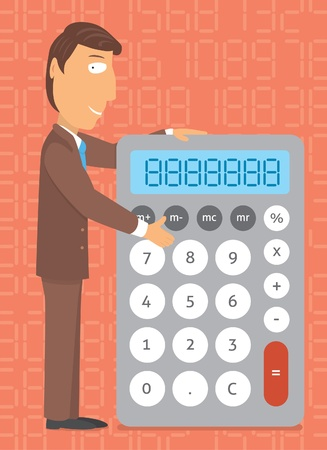 risico analyse: Calculator  Doen de nummers