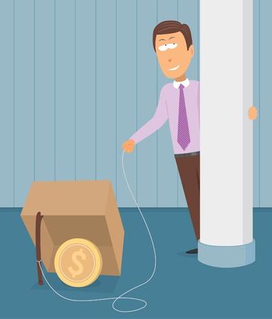 Business money trap   Ethics