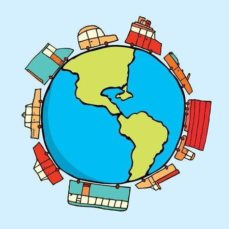 governmental: Coches en todo el mundo