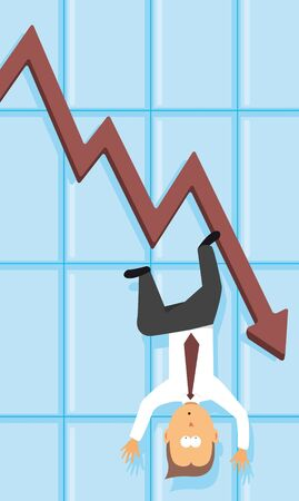 economic depression: Economic depression  Falling business