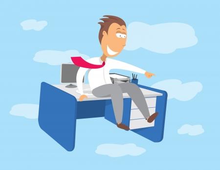 moving office: Flying desk  Career opportunities