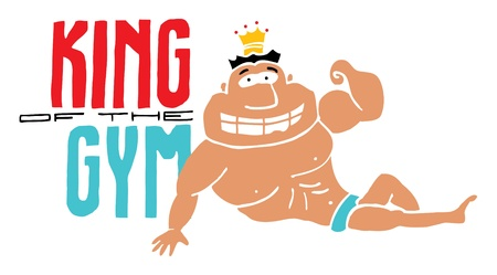 health club: King of the gym