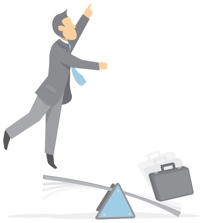 taking off: De negocios que saca un trampol�n