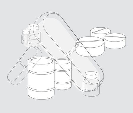 pharmaceutic: Medicine pills   Pharmaceutic Industry supplies