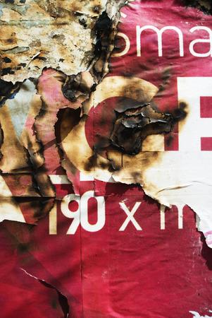 papel quemado: Foto de fondo del collage urbano o textura de papel quemado