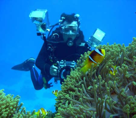aqualung: immersione