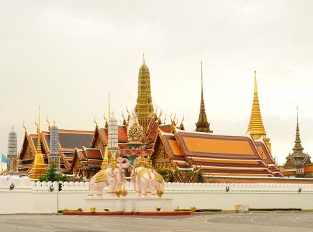 kaew: Wat phra kaew, Bangkok, Thailand
