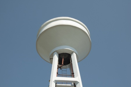 Top of Water tower Stock Photo - 16963742