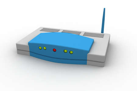 isdn: Wireless router