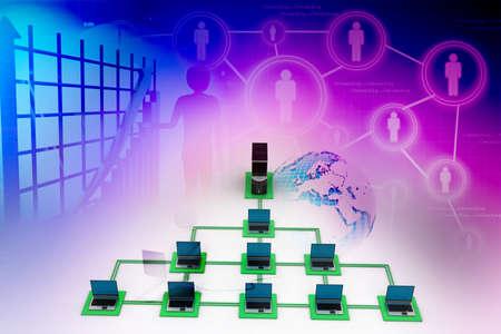 fileserver: Computer data centre