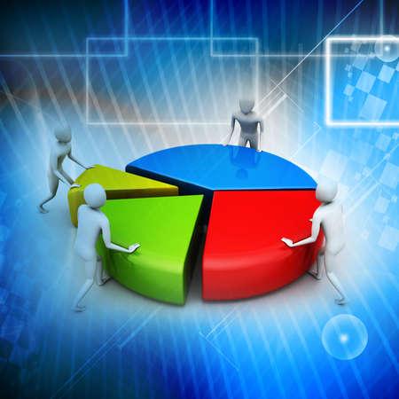 stockholder: Team work, business concept