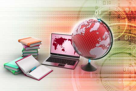 Education-Konzept Standard-Bild - 29917245