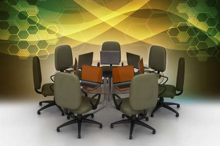 surf team: Conference table