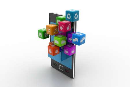 application icon concept photo