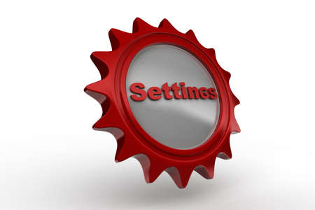 tools and settings icon photo