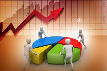 Teamwork, Business-Konzept Standard-Bild - 37001500