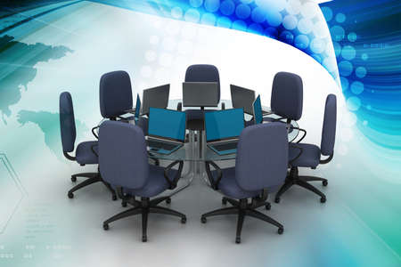conference table: Conference table