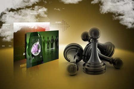 black pawn photo