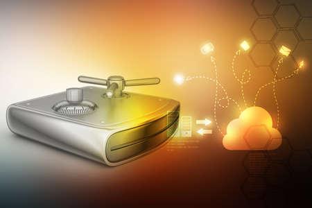 disco duro: Secure Disco duro