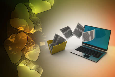 transferring: Data transferring
