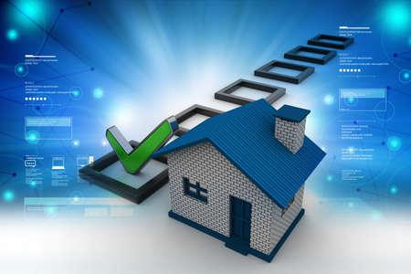 keyholder: 3d Home