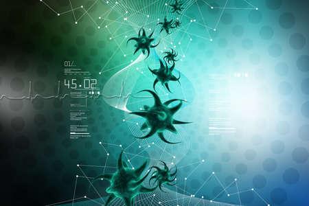 3d form of virus
