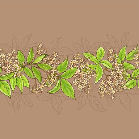 elderflower pattern
