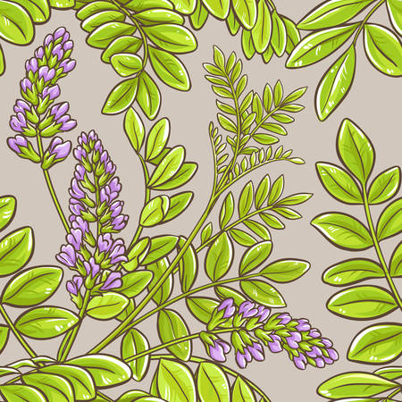 Eine Lakritze nahtlose Muster Standard-Bild - 76955799