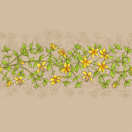 tutsan vector pattern Illustration